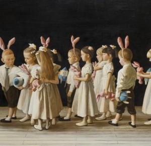 """Мария Сафронова, """"Новый год"""", из серии """"Игра общего вида"""", 2013"""