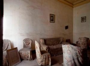 Ксения Никольская, Пустая квартира на улице Махмуда Басьюни, Каир, 2010