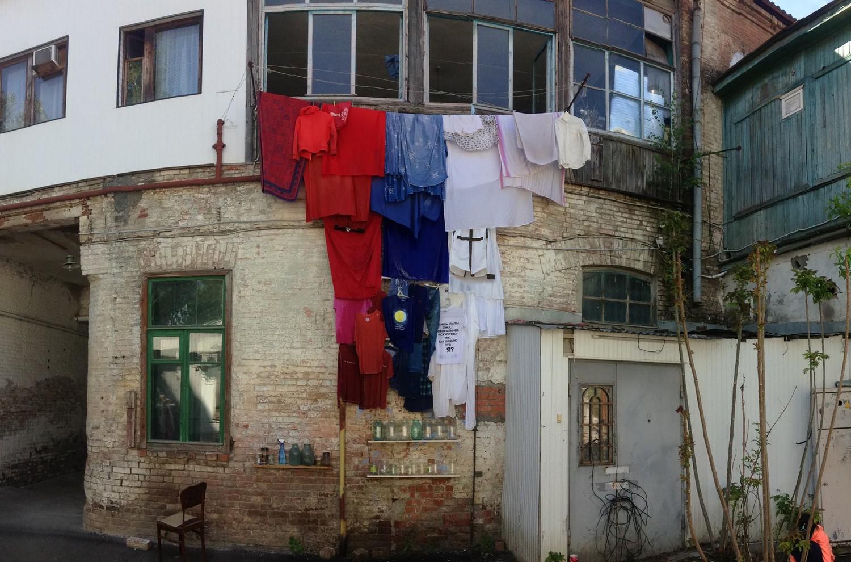 Владимир Колесников. Бахчисарайский фонтан. 2015