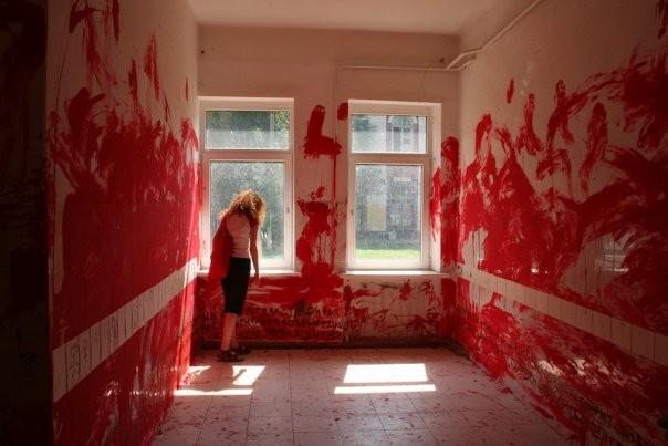 2сквот Бардак инсталляция комната Тимур Рыжков