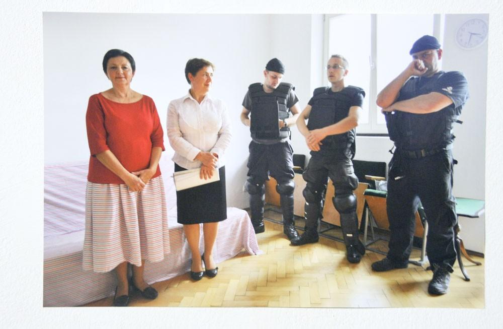 Лада Наконечная (Киев). Домашние, документация интервенций Kircneh Summit Дагни Якубовской (Краков, Польша)