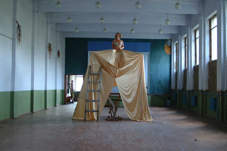 Ната Морозова. Кокон. 2007 // Ширяевская биеннале современного искусства
