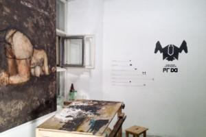Александр Цикаришвили «РГ∞» в галерее Navicula Artis в Санкт-Петербурге