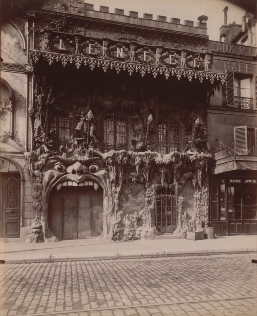 Cabaret de l'Enfer, 1910