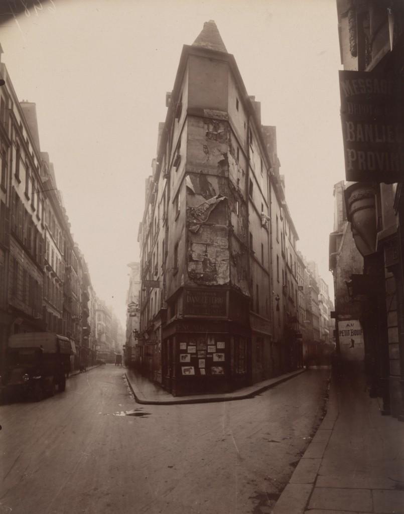 Rue de Seine, 1924