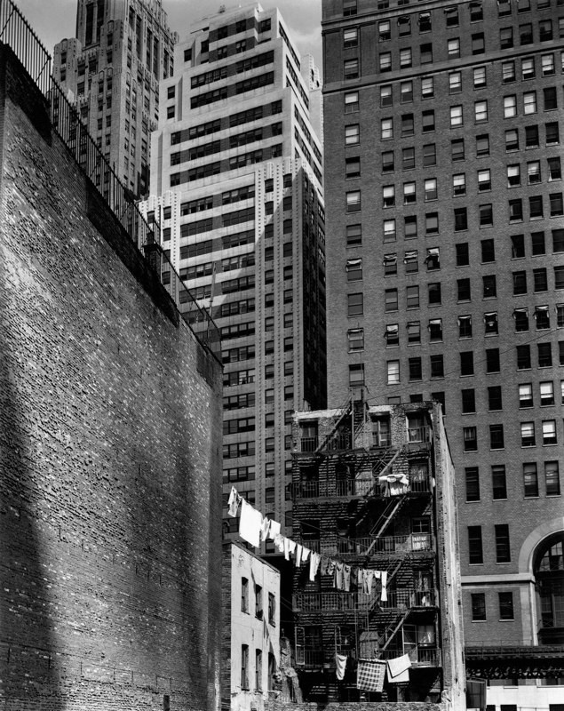 Construction Old and New, 38 Greenwich Street, New York, 1936