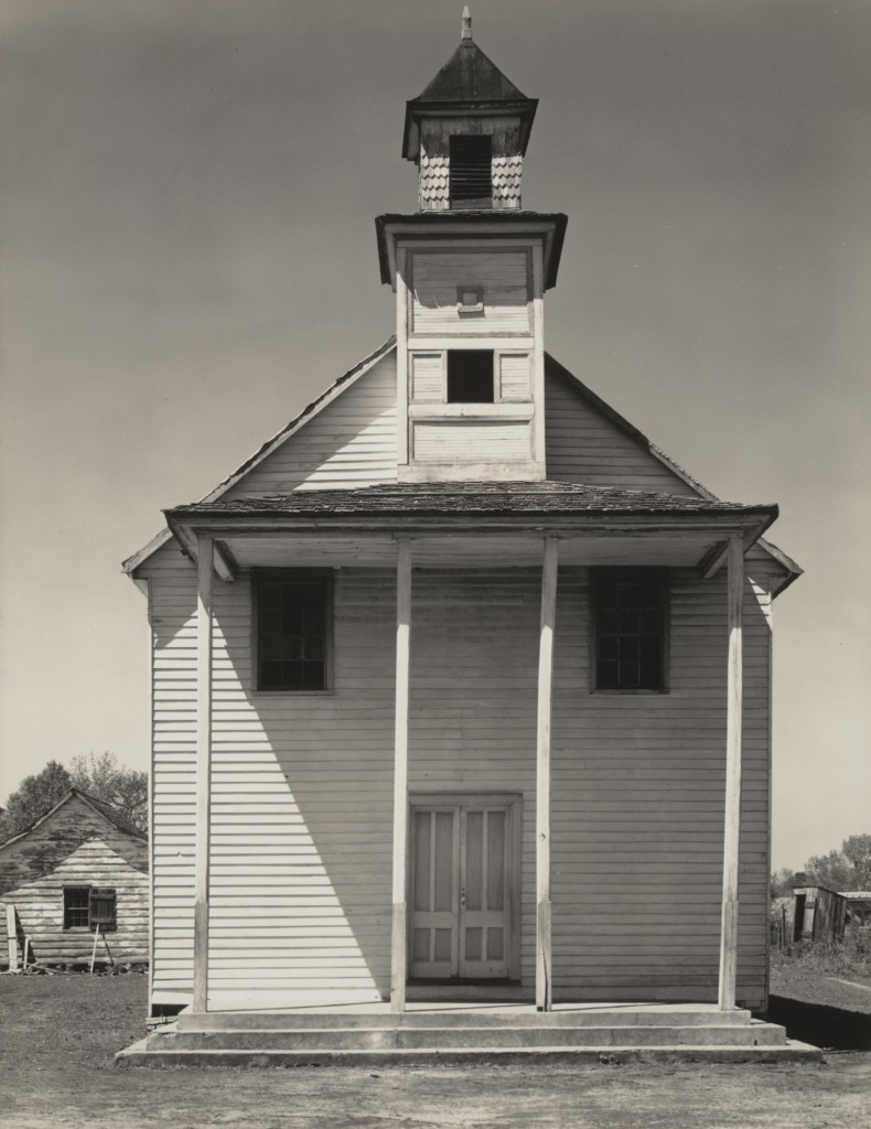 Negro Church, South Carolina, 1936