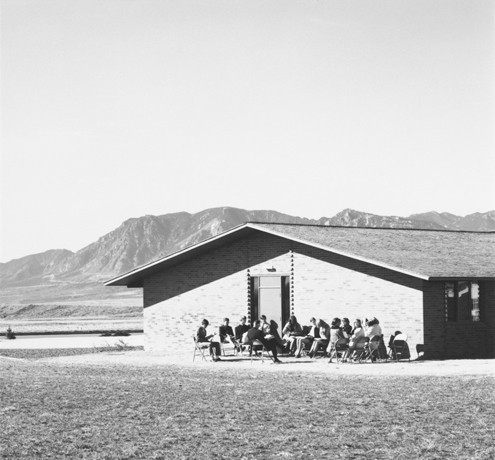 Sunday-school class, Colorado Springs, Colorado, 1969