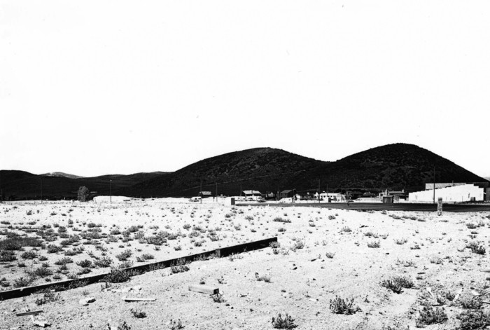 Between West Sidewinder Drive and State Highway 248, looking Northeast, 1986
