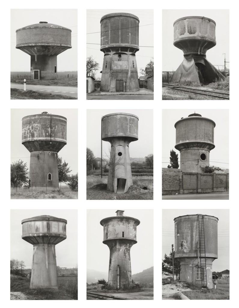Water Towers, 1988