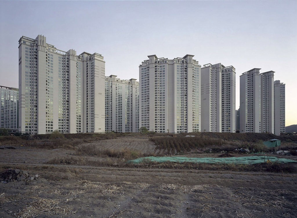 Parkview Apartments, Seongnam, 2007