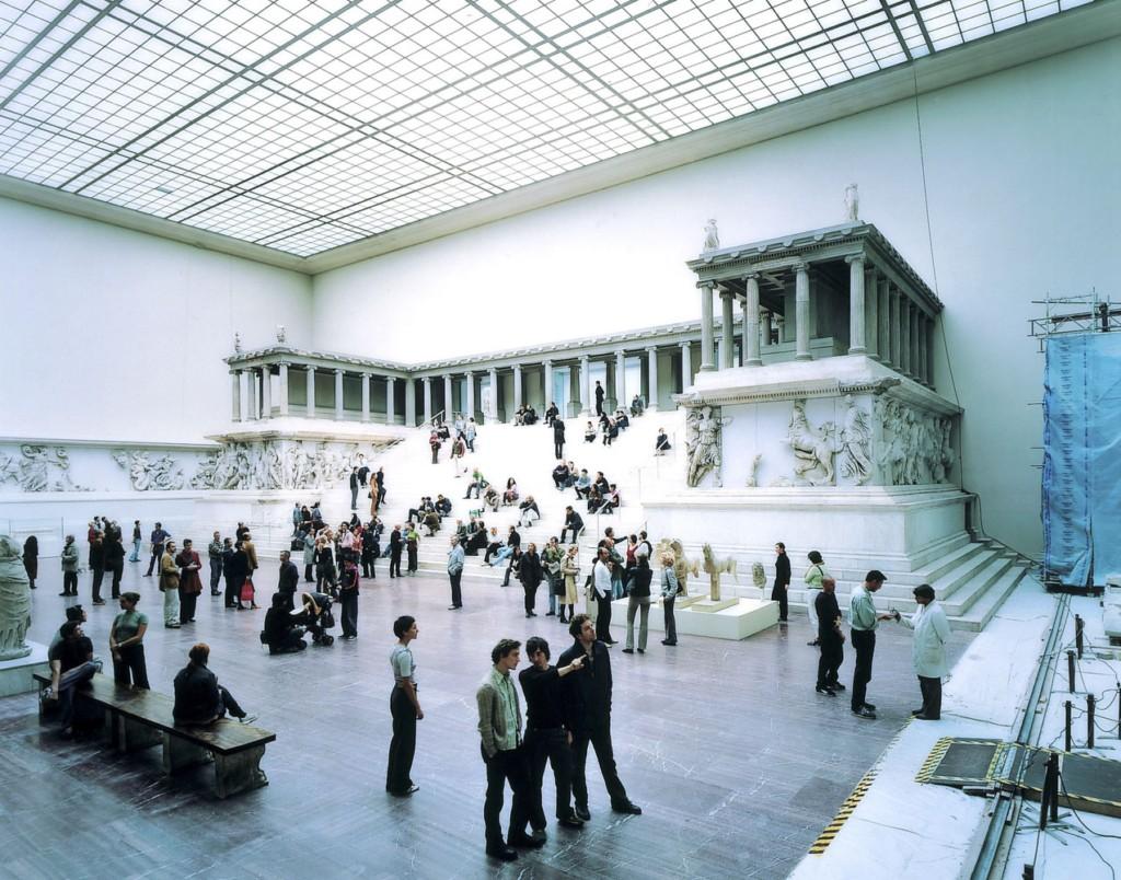 Pergamon Museum 1, Berlin, 2001