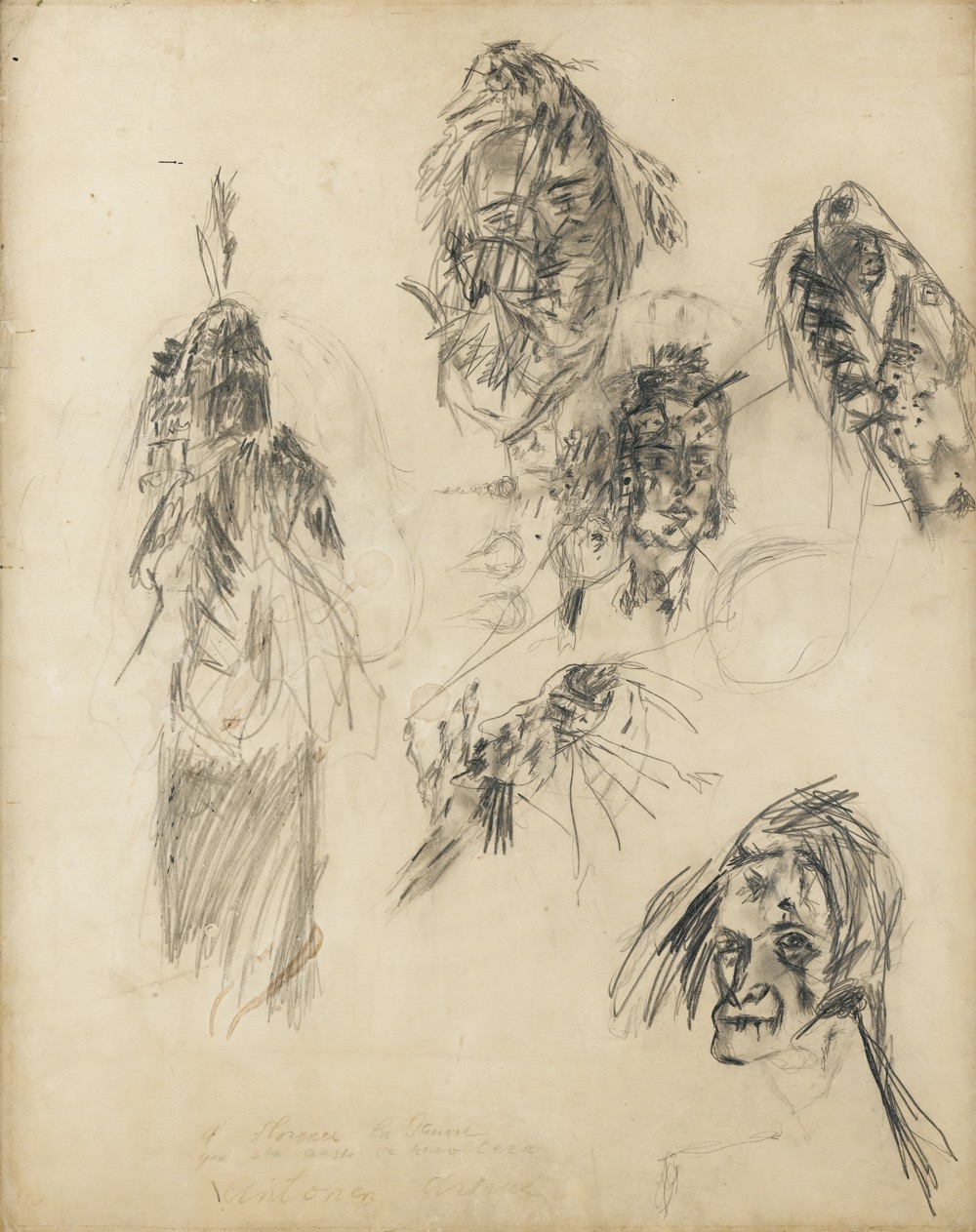 Винсент Ван Гог. Канал Рубин дю Руа. 1888. Частная коллекция