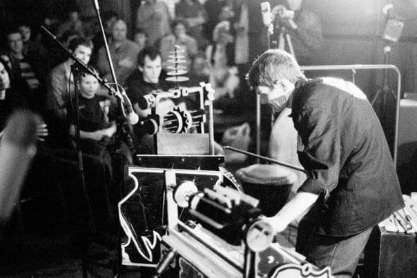 «Новый Оркестрион». Выступление Вячеслава Мишина в Ковентри (Великобритания), 2005