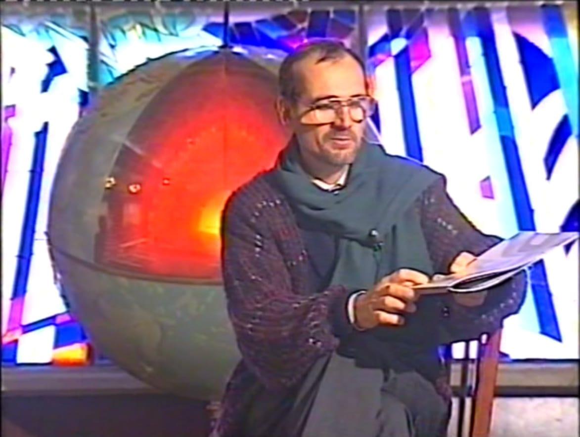 """Виталий Пермяков. Программы Любови Яхонтовой """"Арт-Студия"""", около 1993–1996"""
