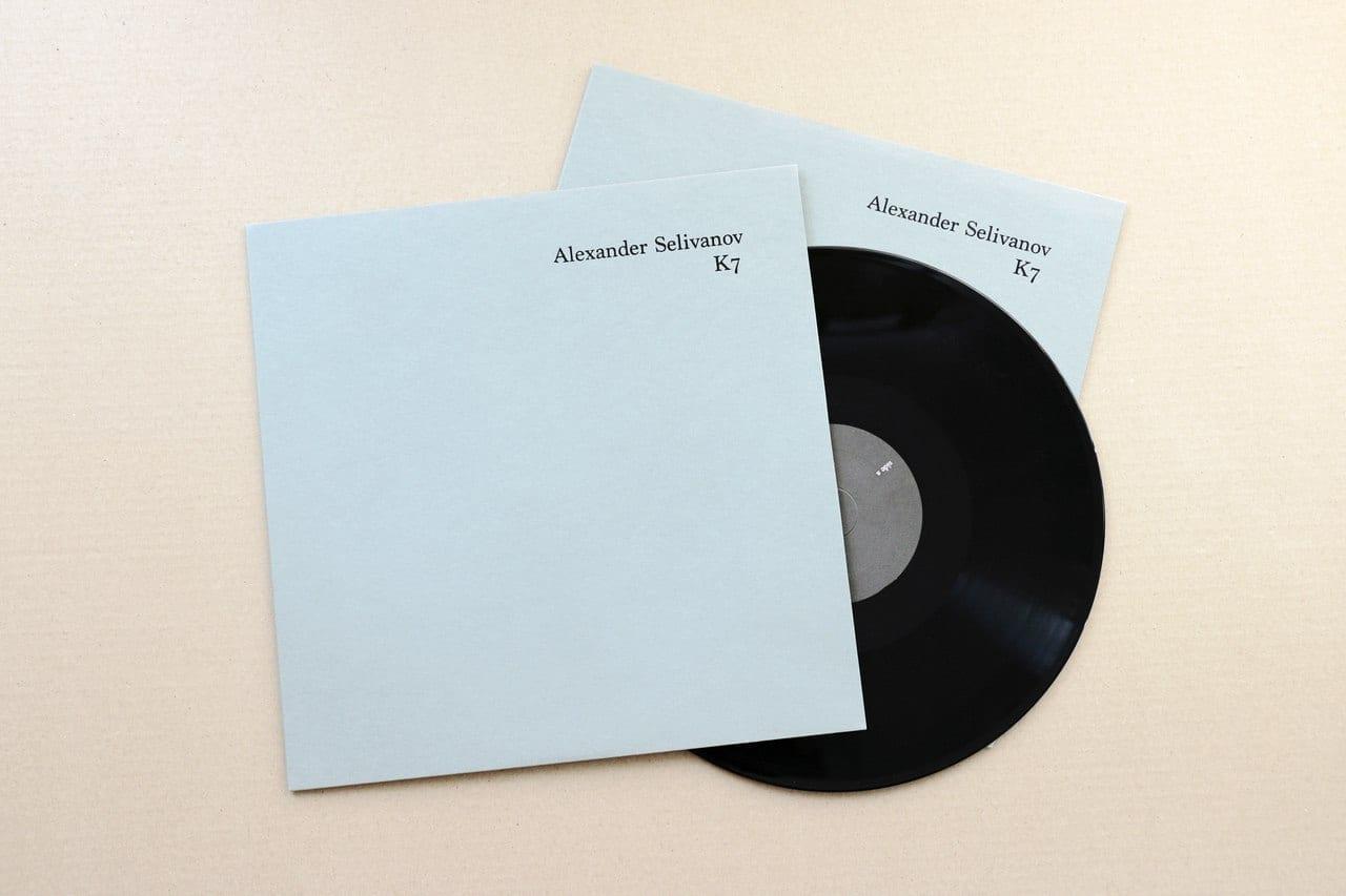 Пластинка Александра Селиванова K7, 2014