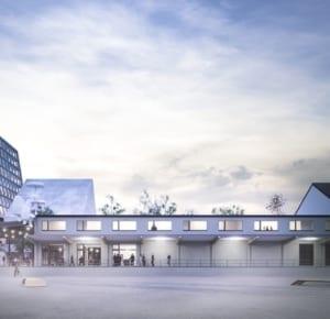 Здание Atelier Mondial в Базеле — одной из возможных резиденций в рамках программы Pro Helvetia