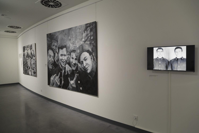 Владимир Селезнёв и Виктор Корьякин. 730 дней в сапогах. 2004 // Фото: Любовь Кабалинова, Президентский центр Б.Н. Ельцина