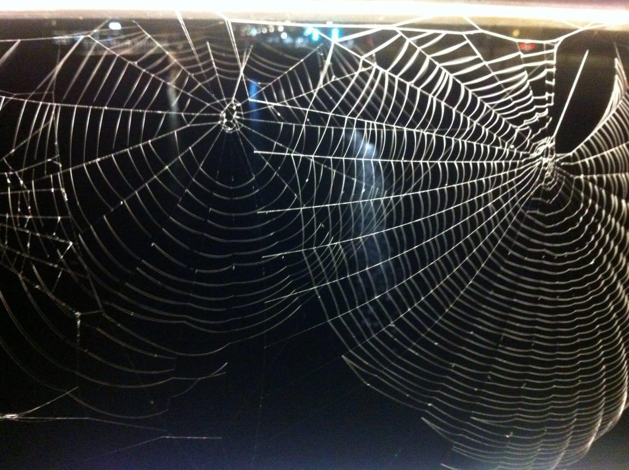 Пример плетения сети