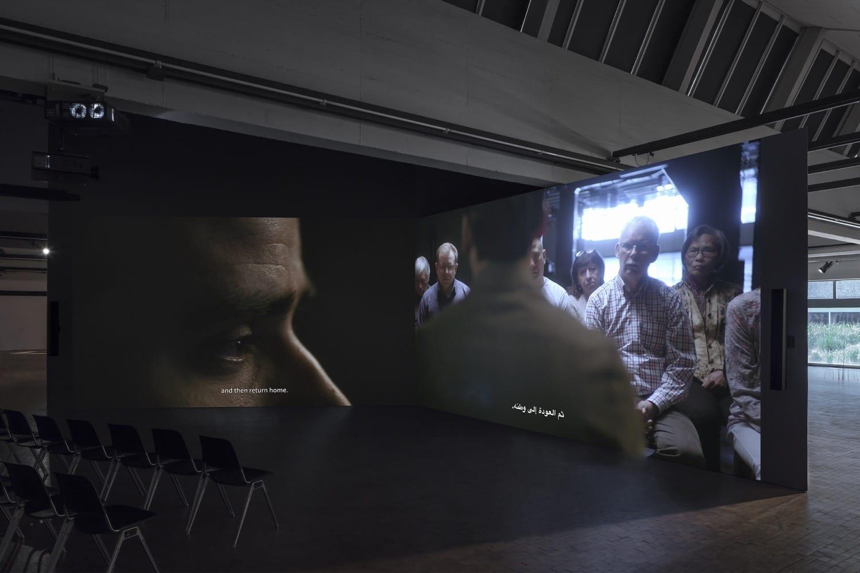 Mario Pfeifer. Again / Noch  einmal, 2018 // Akademie Der Kunst