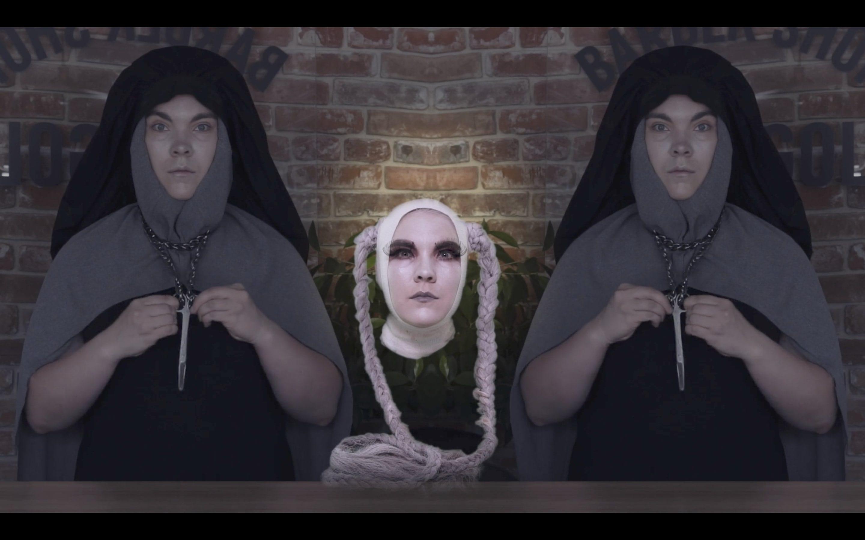 Ульяна Подкорытова. Изготовитель париков, видео. 2018