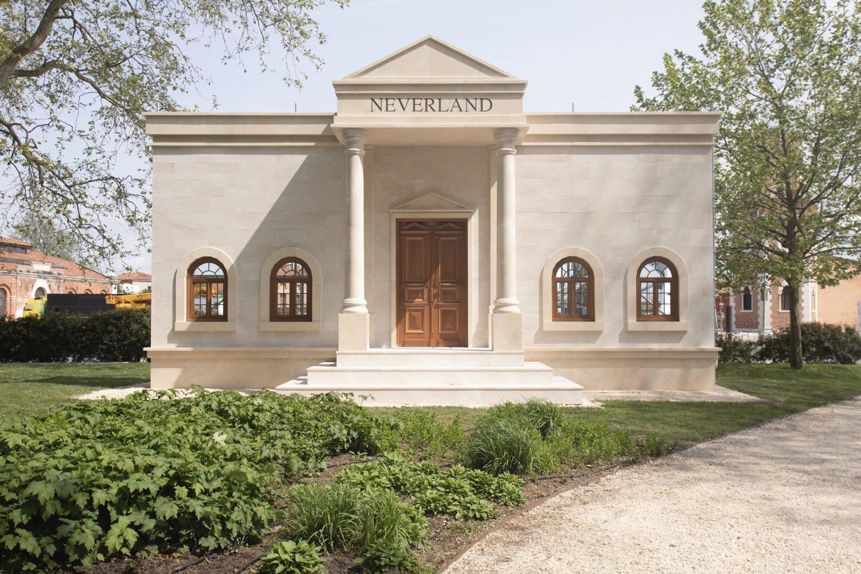 Халил Алтиндере. Neverland Pavillion, 2019 // Фото: Italo Rondinella, La Biennale di Venezia