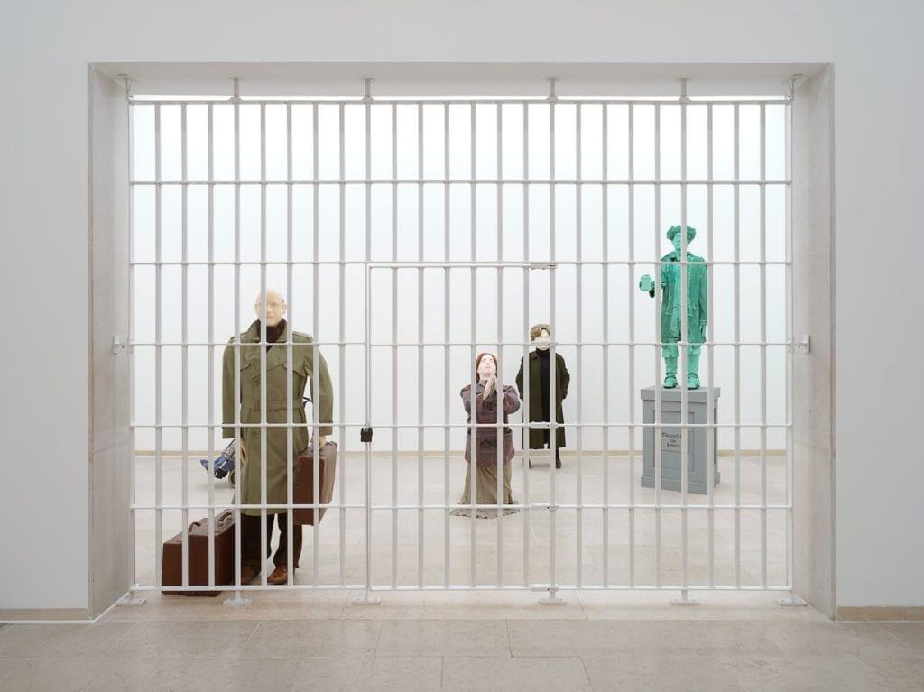 Йос де Грюйтер и Харольд Тис. Mondo Cane. 2019 // Фото: news.artnet.com