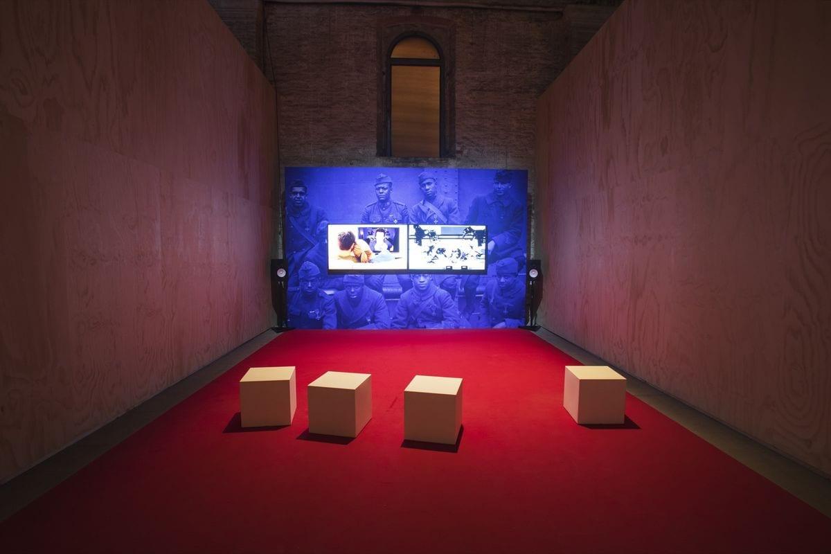 VENICE, 11.05 - 24.11.2019 BIENNALE ARTE 2019 58TH INTERNATIONAL ART EXHIBITION
