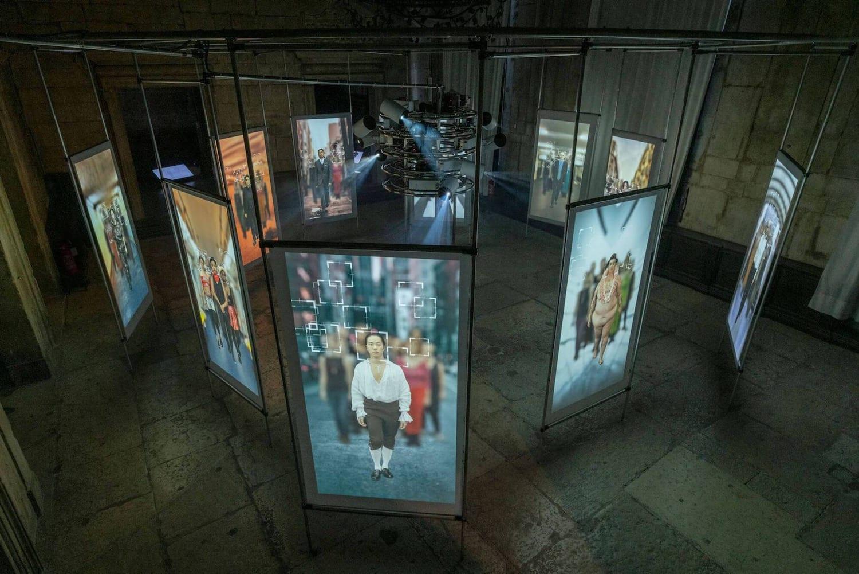 Шу Ли Чанг. 3х3х6. 2019 // Фото: artspectacleasia.com/