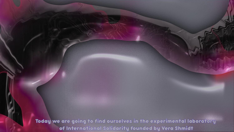 Герман Лавровский, «Реборн», 2020. Снимок экрана из видео, 30 мин., цвет, звук.