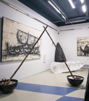 Денис Патракеев, «Дом». Фото Музей Эрарта.
